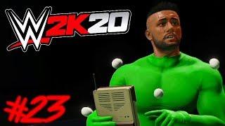 WWE 2K20 : Auf Rille zum Titel #23 - WEIHNACHTS NIGHT SPECIAL !! 🎄🎄🎄