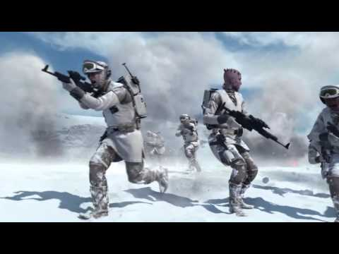 Star Wars Battlefront Gameplay Launch Trailer   YouTube