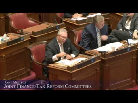 Tax Reform/Finance Committees Review Reports on Budget, Investments