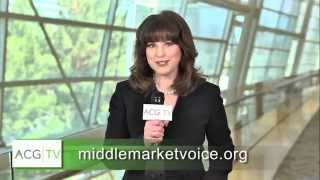The Voice of the Middle Market on ACG-TV (Emilie Barta, Video Producer/Host)