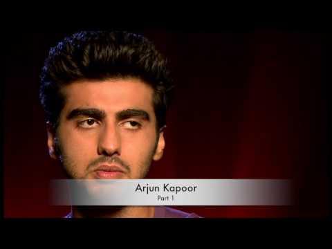 Arjun Kapoor narrates his life journey - Part 1
