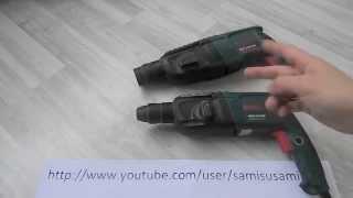 Обзор перфоратора Bosch GBH 2-23 RE