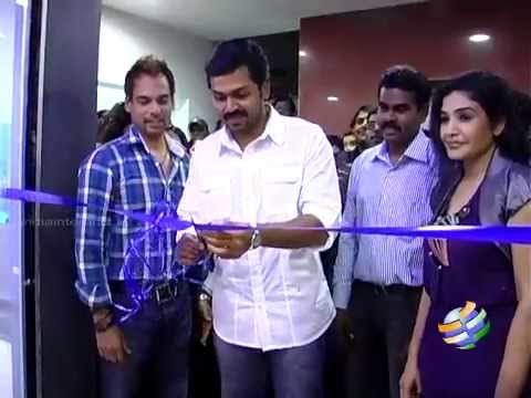 O2 Health Studio Launched at Ashok Nagar.mp4
