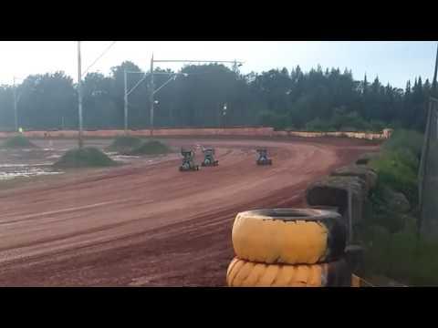 7D Jr Sprint 06/24/17 Tomahawk Speedway