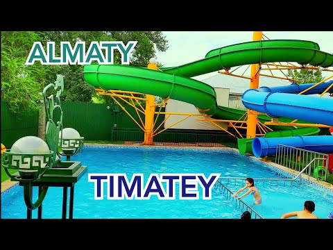 Семейный клуб Timatey. Где купаться в Алматы - 1 Minute Story NS