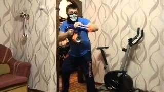 Нёрф на Русском;Ограбление:NERF  Robbery