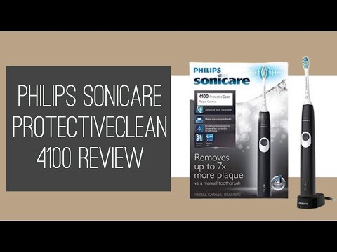 Philips Sonicare ProtectiveClean 4100 Review