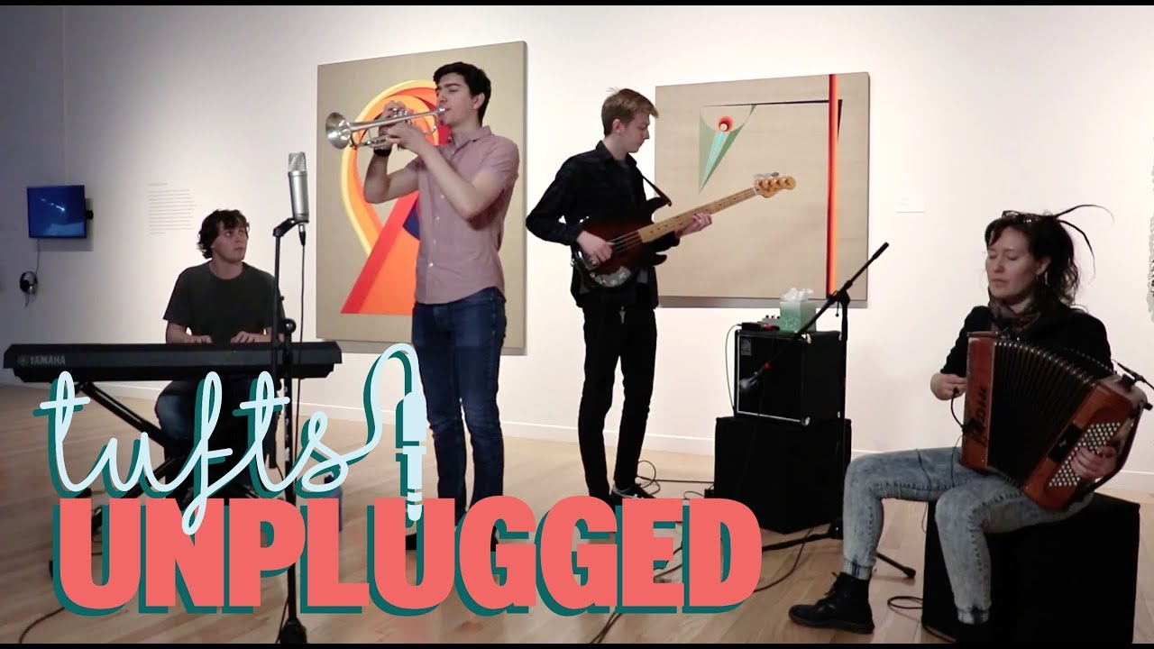 4b5c9a9b5 Tufts Unplugged: Jake Zaslav and His Friends - YouTube
