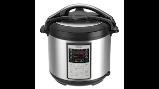 COSORI 8 Qt Premium 8-in-1 Programmable Multi-Cooker