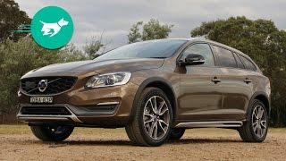 Volvo V60 Cross Country 2016 Videos