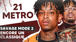 21 SAVAGE N'AIME PAS LES BALANCES (ANALYSE SAVAGE MODE 2) FT METRO BOOMIN   - WRLD MAG