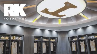 We Toured the Tennessee Volunteers' Sneaker-Filled Basketball Facility   Royal Key
