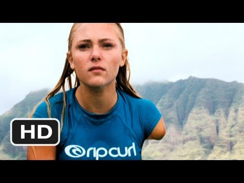 Soul Surfer is listed (or ranked) 6 on the list The Best Shark Movies