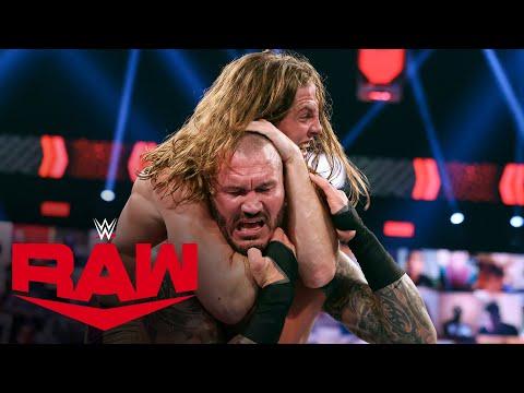 Riddle vs. Randy Orton: Raw, April 19, 2021
