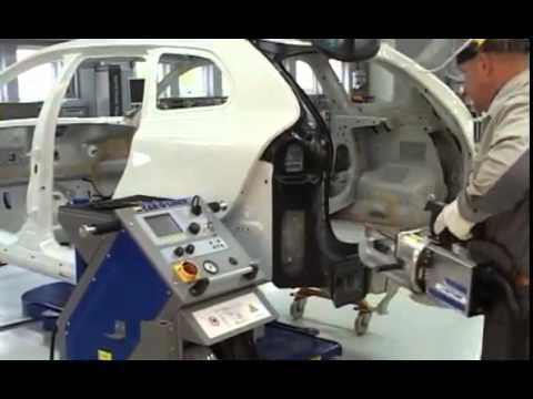Car-O-Liner Welding Systems: Resistance Spot Welder CTR12000 ...