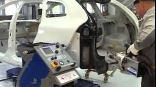 Car-O-Liner Welding Systems: Resistance Spot Welder CTR12000 Vision