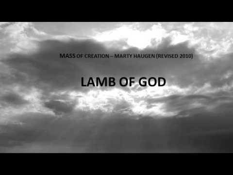 LAMB OF GOD -  MASS OF CREATION REV 2010