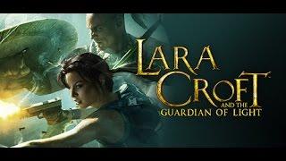 Lara Croft and the Guardian of Light - прохождение игры #1