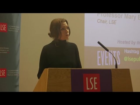 LSE Events | Elif Shafak | Where are the Women in Today