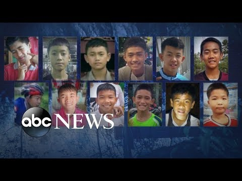 'I felt nervous and worried': 12 boys, coach trapped inside Thai cave:20/20 Part 1