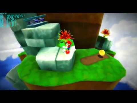GTX 970 Super Mario Galaxy 2 Dolphin 4k 3840x2160 - Видео онлайн
