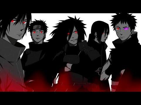 Naruto ((AMV)) Uchiha Clan - In My Head ᴴᴰ