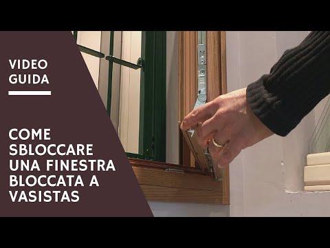 Sistema vasistas finestre nurith infissi in pvc doovi for Finestra a vasistas