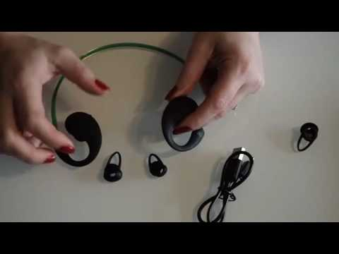 Urbanz Extreme Bluetooth Sport Headphones Review,  Accept, reject, re dial, voice dialling