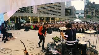 What If - Live with Johnny Orlando & Kenzie Ziegler in Toronto