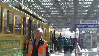 How to Train in Switzerland: Zurich Airport to Wengen (Jungfrau Region)
