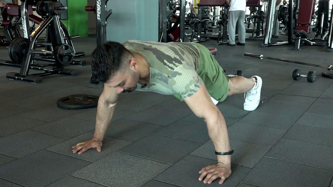 Askerler İçin Vücut Geliştirme Programı(TÜRKİYE DE İLK)