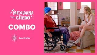 La Mexicana y el Güero: Brandon le confiesa a Katya que son hermanos | C-123 | Las Estrellas