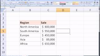 Excel - Zoom tricks