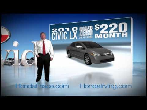David McDavid Honda Frisco TX
