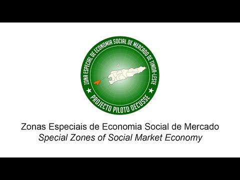 ZEESM TL (Zonas Especiais de Economia Social de Mercado de Timor-Leste)