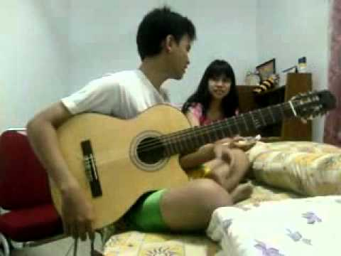 lebih indah (duet). -Adera- Cover Priscilla & Christo