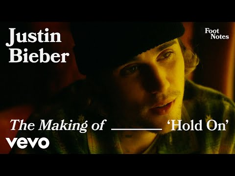 Justin Bieber - The Making Of 'Hold On'   Vevo Footnotes