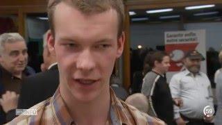 Suisse: Ces jeunes qui votent UDC