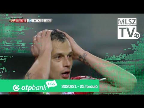 DVTK Borsodi MTK Budapest Goals And Highlights