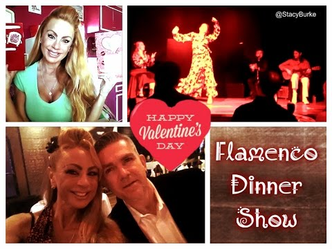 Valentine`s Day Flamenco Dinner Show @ Sevilla