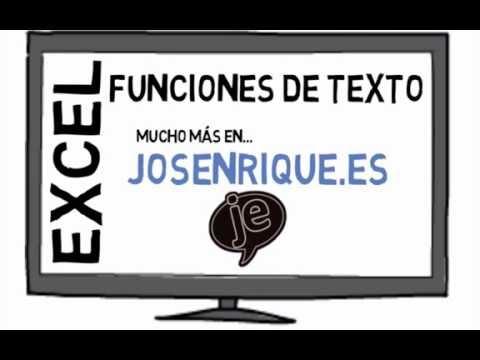 Apuntes de funciones de texto de YouTube · Duração:  21 minutos 35 segundos