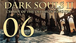 Dark Souls 2 Crown of the Old Iron King - Walkthrough Part 6: Sir Alonne & OIK Memory