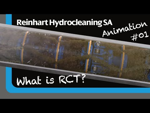 What Is RCT?  - How Does The Reinhart Cleaning Technology Work?