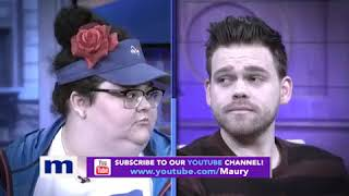 Christine brings Elijah to Maury! | The Maury Show Promotional Video