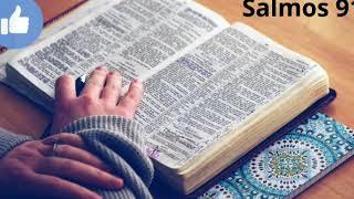 Salmos 91 pregação da palavra de Deus.