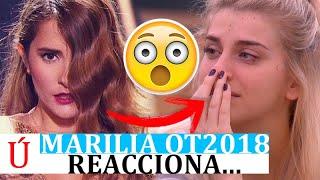 Marilia responde a Samantha después de sus insultos en OT 2020