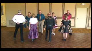 Video Square Dance Lessons - Plus Lesson #3