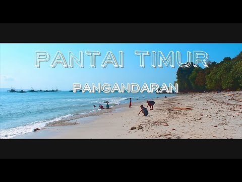 Pantai Timur PANGANDARAN part 1 |Review| #Explore Ciamis