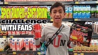 Ramen Challenge with Team DVS Challenge Game