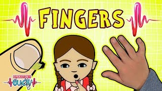 Operation Ouch - Fantastic Fingers | Skeletal System